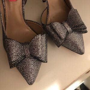 Betsy Johnson Bow Heels